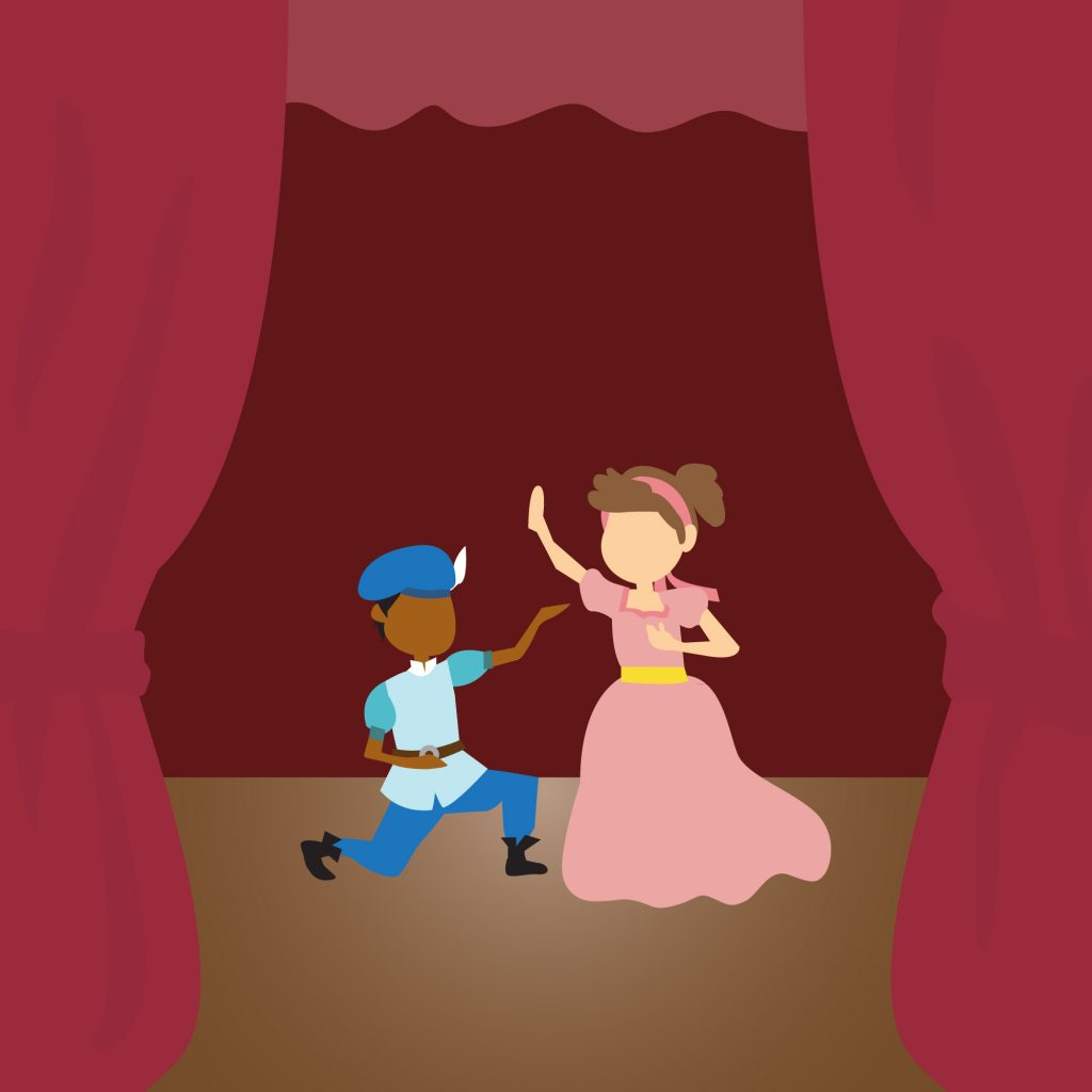 Link n Learn - Just us - Musical Theater Class - Musical theater