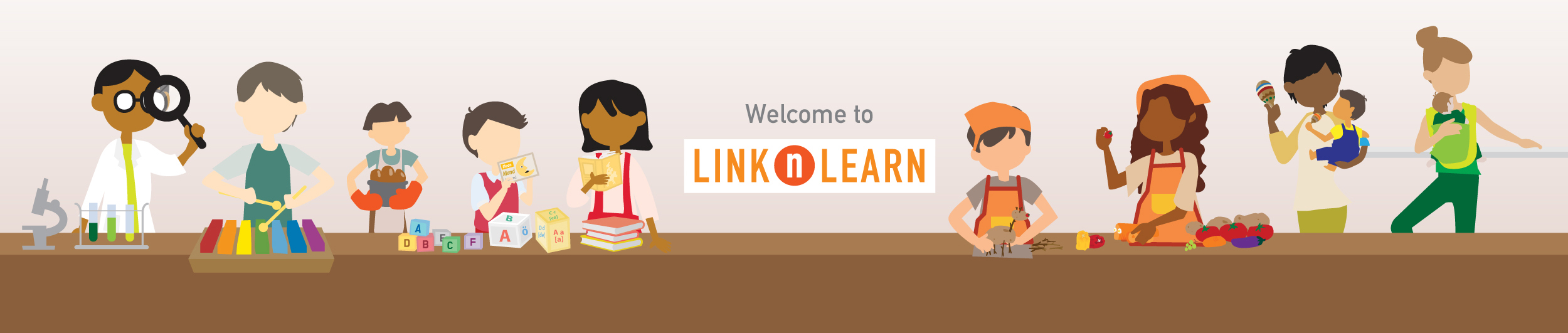 Link n Learn - About Us