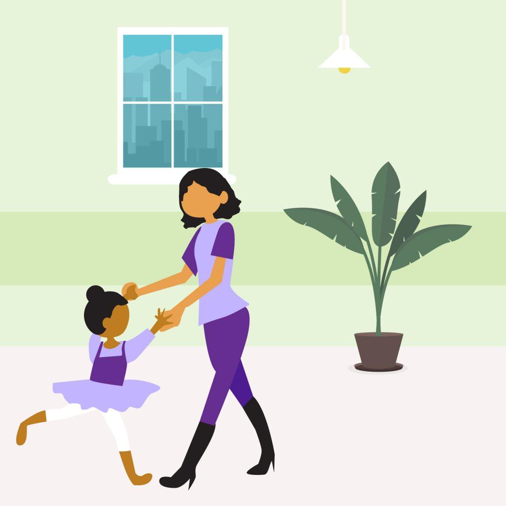 Link n Learn - Just us - Dancing Classes - Ballet