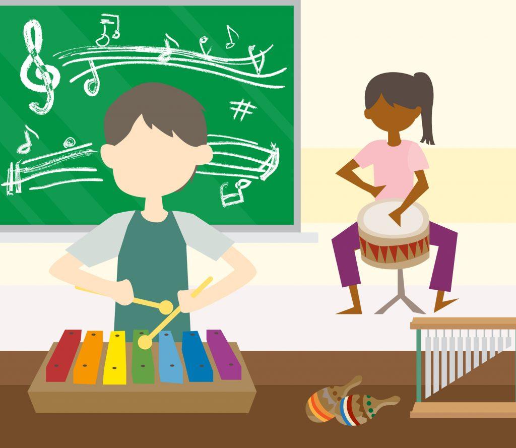 Link n learn - Music