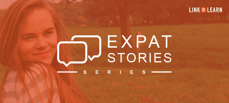 Link n Learn - Blog - Expat Stories - Kiara