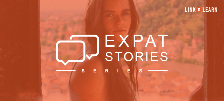 Link n Learn - Blog - Expat Storie - Kiara - Breathakingly